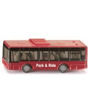 Метална количка Siku - Автобус, градски транспорт