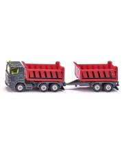 Метална количка Super - Камион за строителни материали