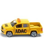 Метална количка Siku Super - Пътна помощ ADAC, 1:55