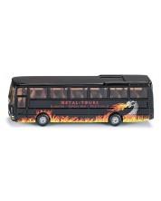Метална количка Siku - Междуградски автобус MAN, 1:87