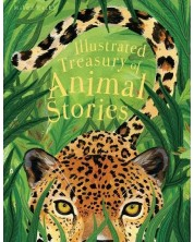 Illustrated Treasury of Animal Stories (Miles Kelly)