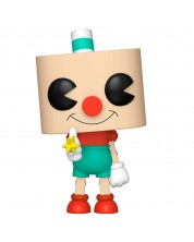 Фигура Funko Pop! Games: Cuphead - Cuppet, #413