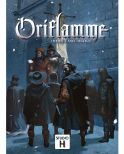 Настолна игра Oriflamme - семейна -1