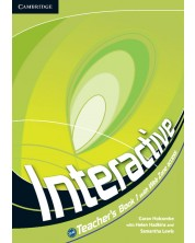 Interactive Level 1 Teacher's Book with Online Content