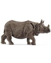 Фигурка Schleich Wild Life - Индийски носорог