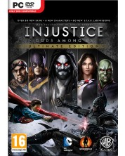 Injustice: Gods Among Us - Ultimate Edition (PC) -1