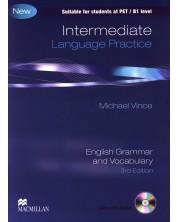 Intermediate Language Practice + CD-ROM (no key): Grammar and Vocabulary / Английски език (Граматика и лексика - без отговори)