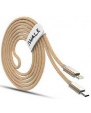 iWalk Steel CL - USB Type-C to Lightning cable -1