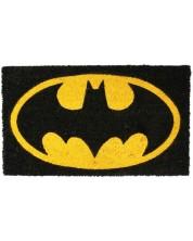 Изтривалка за врата SD Toys DC Comics - Batman Logo 43 x 72 cm
