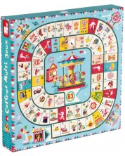 Комплект детски настолни игри Janod, Carrousel -1
