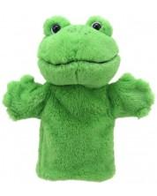 Кукла-ръкавица The Puppet Company Приятели - Жабче
