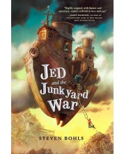 Jed and the Junkyard War -1