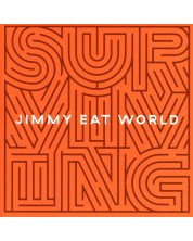 Jimmy Eat World - Surviving (CD)