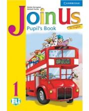 Join Us for English 1: Английски език - ниво Pre-A1