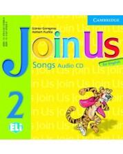 Join Us for English 2: Английски език - ниво Pre-A1 (CD с песни)