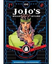 JoJo's Bizarre Adventure Part 3. Stardust Crusaders, Vol. 6