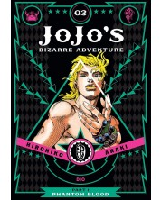 JoJo's Bizarre Adventure Part 1. Phantom Blood, Vol. 3 -1