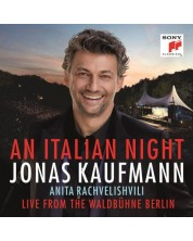 Jonas Kaufmann - An Italian Night – Live from the Waldbuhne Berlin (DVD) -1