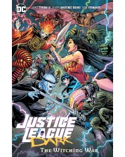 Justice League Dark, Vol. 3: The Witching War -1