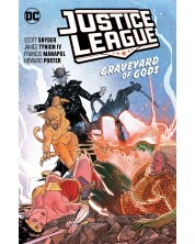 Justice League Vol. 2: Graveyard of Gods