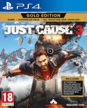Just Cause 3 Gold Edition (PS4) -1