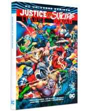 Justice League vs. Suicide Squad -1