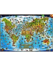 Карта на древния свят