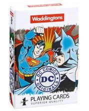 Карти за игра Waddingtons - DC Retro -1