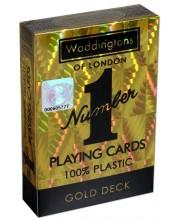 Карти за игра Waddingtons - Gold Deck -1