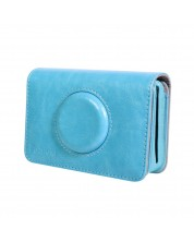Калъф Polaroid Leatherette Case Blue -1