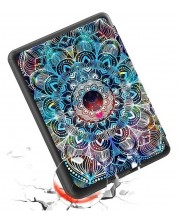 Калъф за Kindle 2019 Garv - Slim, Mandala Galaxy