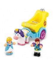 Детска играчка Wow Toys Fantasy - Каретата на принцеса Шарлот -1