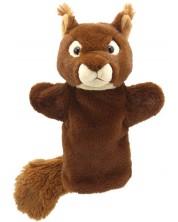 Кукла-ръкавица The Puppet Company Приятели - Катеричка