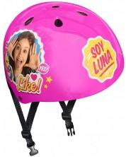 Детска предпазна каска Soy Luna