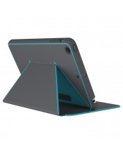 Калъф Speck iPad Mini 4 DuraFolio Slate Grey/Peacock Blue