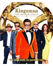 Kingsman: Златният кръг (Blu-Ray) -1