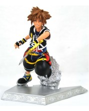 Фигура Kingdom Hearts Gallery - Sora, 18 cm