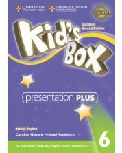 Kid's Box Level 6 Presentation Plus DVD-ROM British English