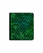 Текстилен калъф за Kindle Oasis With Scent of Books - Dragon treasure, Emerald Green