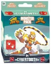 Разширение за настолна игра King of Tokyo/New York - Monster Pack: Cybertooth -1