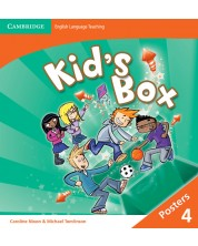 Kid's Box Level 4 Posters (8)