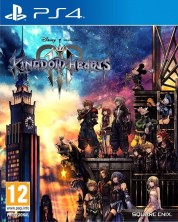 Kingdom Hearts III (PS4) -1