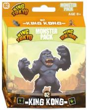 Разширение за настолна игра King of Tokyo/New York - Monster Pack: King Kong -1