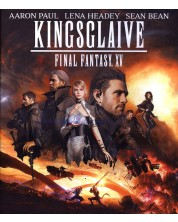 Kingsglaive: Final Fantasy XV (Blu-Ray) -1