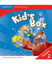 Kid's Box Level 2 Posters (12)
