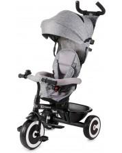 Триколка KinderKraft Aston - Сива