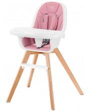 Столче за хранене 2 в 1 KinderKraft Tixi - Розово -1