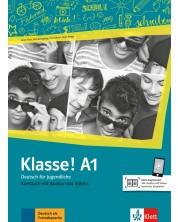 Klasse! A1 Kursbuch mit Audios und Videos online -1
