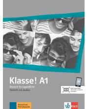 Klasse! A1 Testheft mit Audios -1