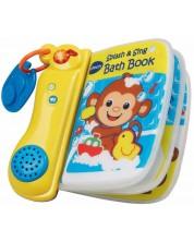 Образователна книжка Vtech - Музикална, за баня